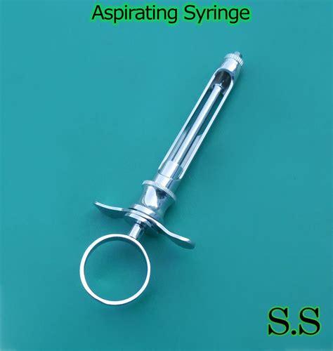 Garden State Dental Supplies by 50 Dental Aspirating Syringe 1 8 Cc Dentist Instruments