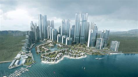 tebrau waterfront residences  johor bahru  architect