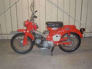 Honda 1968 Ct90 Ct 90 Roy Rogers Owned Trail For Sale On