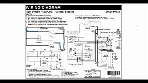 hvac training schematic diagrams youtube