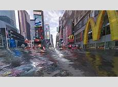 'World Under Water' Uses StreetView to Visualize Flooding