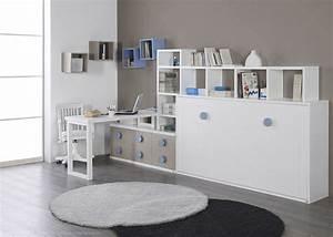 Lit Gain De Place : escalier avec marche tiroirs pour lit mezzanine ou lit ~ Premium-room.com Idées de Décoration