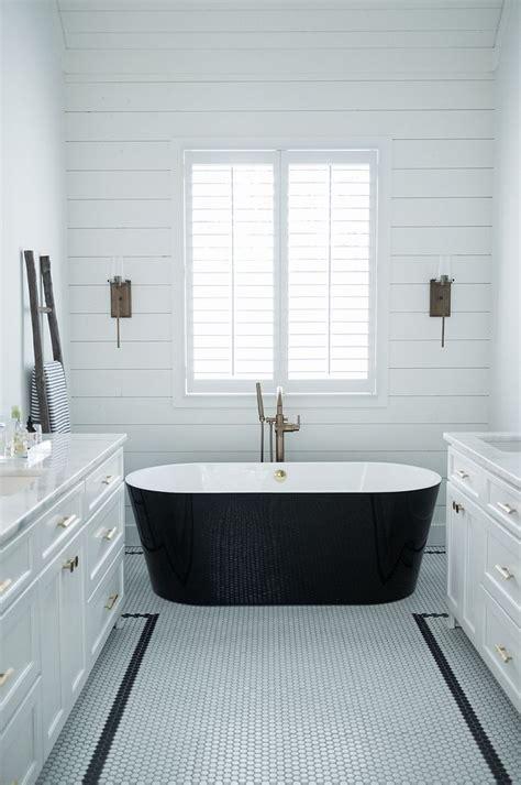 black  white bathroom white bathroom  penny