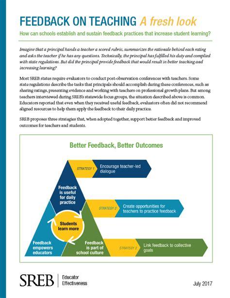 feedback  teaching  fresh  southern regional