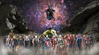 Avengers Infinity War Desktop Wallpapers Marvel Computer