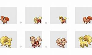 Vulpix and Growlithe Fusion by mondecolore on DeviantArt