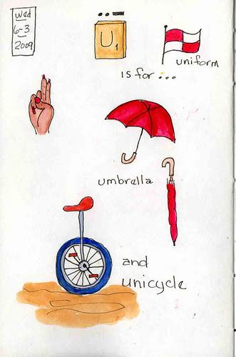 things that start with the letter u for preschoolers elaine magliacane journal june 2009 702