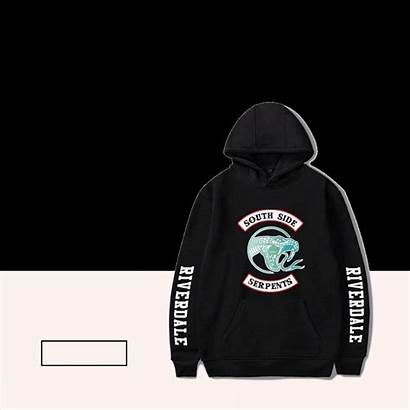 Riverdale Hoodies Shipping Merch Hoodie Shirts Animated