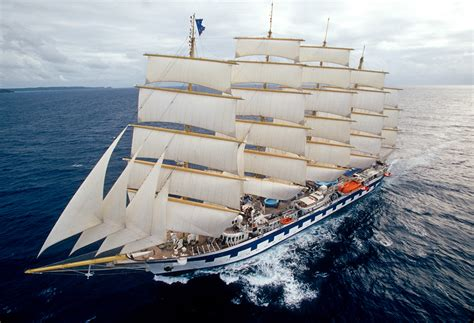 Royal Clipper Information | Star Clippers Cruises | Cruisemates