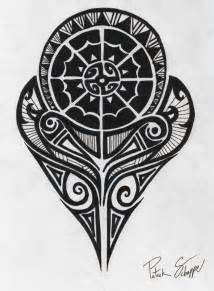 Polynesian Strength Tattoo Designs