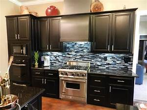 painting oak cabinets cream derektime design the With kitchen colors with white cabinets with postage stamp wall art
