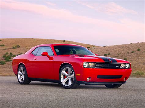 Matte Red Challenger Color Change