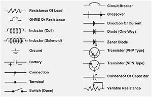 Image Result For Automotive Electrical Symbols Chart