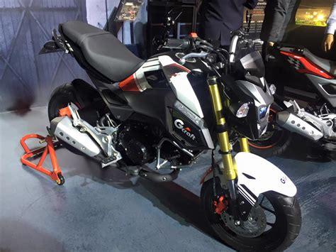 2016 Honda Msx125 Review / Specs