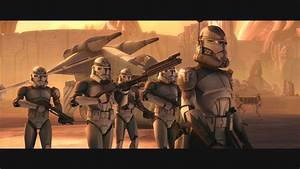 STAR WARS CLONE WARS animation sci-fi cartoon futuristic ...