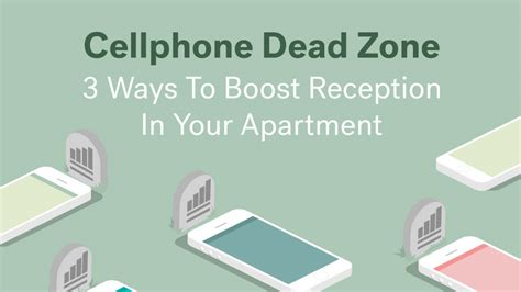 how can i boost my cell phone signal cell signal booster ideas for your apartment real estate