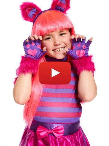 stregatto costume bambina party city