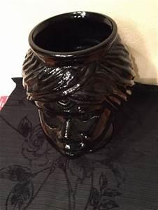 Vase Schwarz Glas : glas kristall kristall vasen antiquit ten ~ Indierocktalk.com Haus und Dekorationen