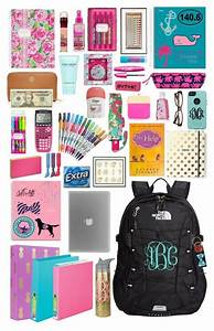 What's in my backpack: Tuesday | Polyvore | Pinterest ...