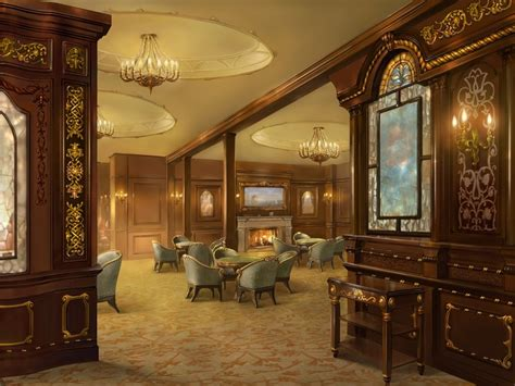 Third Class Dining Room On The Titanic by Inside Titanic Ultimate Titanic