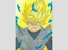 And White Ssj2 Images Black Goku 4
