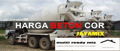 Jayamix, ready mix, beton ready mix k 250, ready mix k 350 yang dirangkum dari beberapa depo bangunan berbagai wilayah. Harga Jayamix Bintaro - Harga Ready Mix Jakarta Selatan ...
