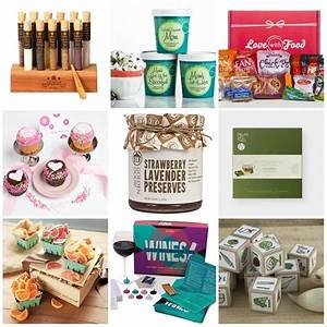 Gift Ideas for Mother's Day: Tasty Stuff Mom Will Love