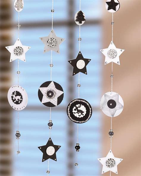Fenster Deko Holz Weihnachten by Weihnachtliche Fensterdeko Aus Papier Idee Mit Anleitung