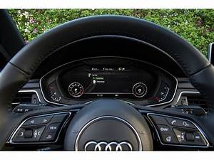 2017 Audi A4 Interior   U.S. News & World Report