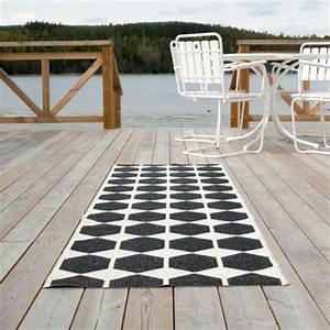 un tapis d39exterieur pour la terrasse lejardindeclaire With tapis pour terrasse extérieur