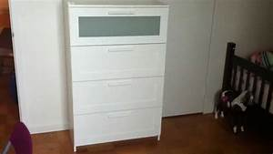 ikea brimnes chest assembly video in DC MD VA by Furniture