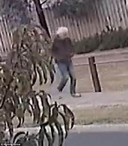 White-haired predator stalks and harasses women with 10 ...