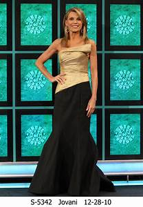Look Out For Vanna White In Jovani