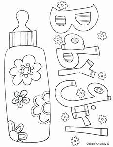 Baby Jesus In A Manger Coloring Pages At Getcoloringscom