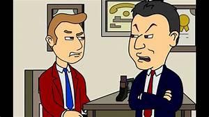 Cartoon - Life Insurance Sales - YouTube  Cartoon
