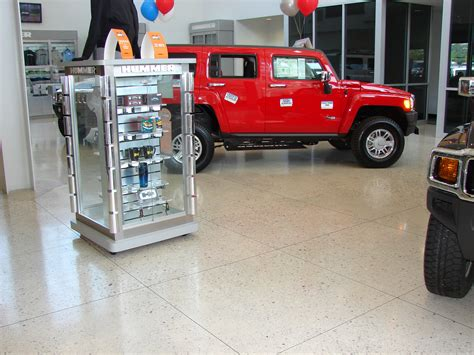 Hummer Dealership « Mid-atlantic Coatings