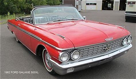 sell   pro street ford galaxie lightweight super