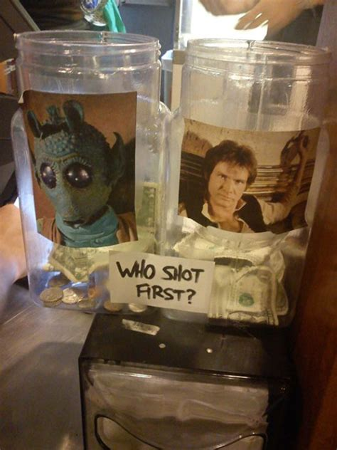 amazingly creative tip jars   practically pull