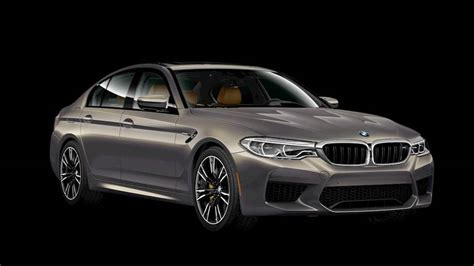 M5 Pricing by Most Expensive 2018 Bmw M5 Costs 138 825
