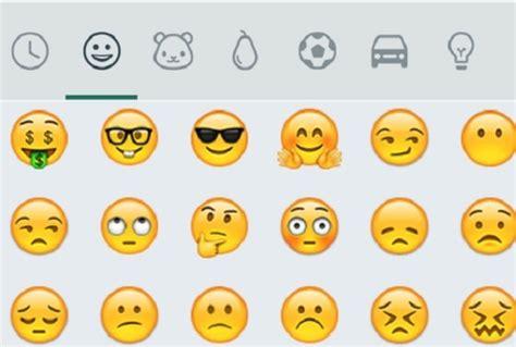 uitrol nieuwe whatsapp begonnen bergen nieuwe emojis