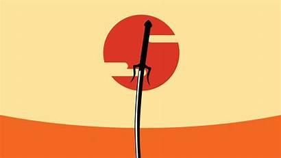 Samurai Champloo Katana Sun Wallpapers Swords Backgrounds