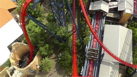 Busch Gardens Ta Directions by Sheikra Onride 2013 Hd Busch Gardens Ta Bay