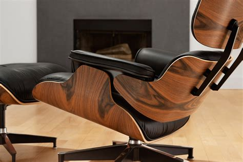 eames style lounge chair back support nealasher chair