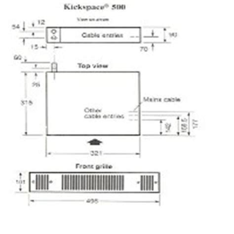 Afmeting Keukenlade by Plintverwarming Kickspace Lift Voor Gebruikte Auto