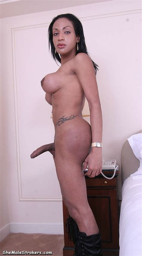 Hung Jamaican Shemale With Big Booty And Big Tits Pichunter
