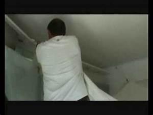 Pose D Un Faux Plafond En Ba13 : plafond tendu methode de pose d 39 un faux plafond en ~ Melissatoandfro.com Idées de Décoration