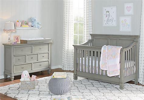 Belmar Gray 4 Pc Nursery