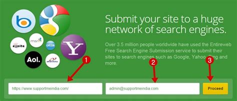 Submit To Search Engines by Website Ko Sabhi Search Engines Me Ek Sath Submit Kaise Kare