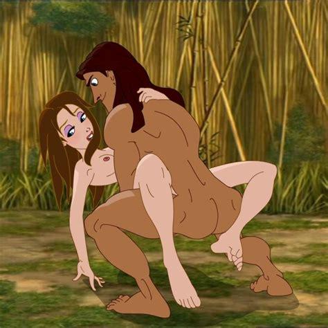 Jane Portertarzan Character Tarzan Xxx Disney