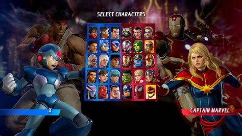 Marvel Vs Capcom Infinite Xbox One Review It Wants